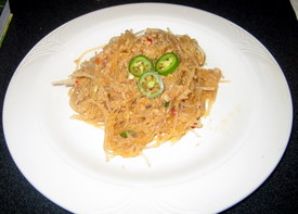 Yan Can Cook - Dry-Fried Glass Noodles