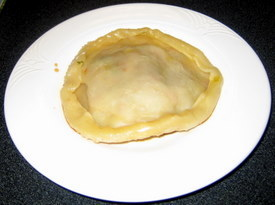 Yan Can Cook - Yin Yang Seafood Pocket