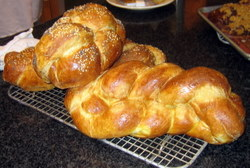 Artisan Breads Everyday - Challah Loaves