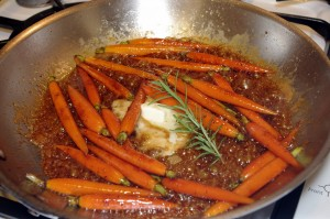brown sugar carrots 2
