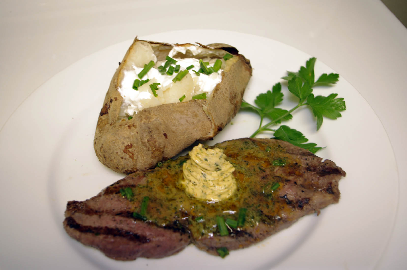 How To Make Compound Butter For Steaks