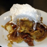 Thanksgiving To You - Pumpkin Bread Pudding
