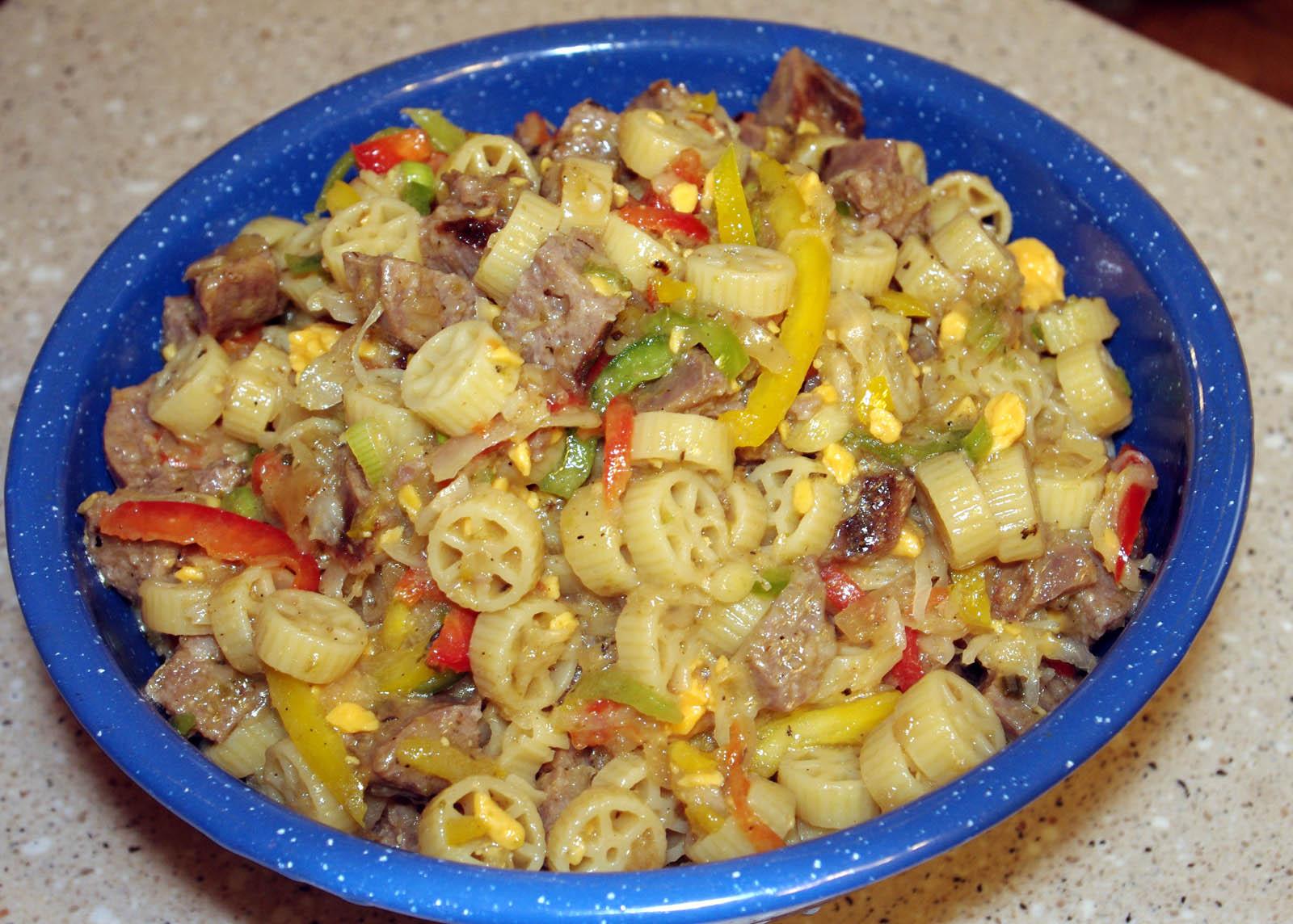 Super Bowl Bratwurst Salad