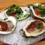 Barbecue, Grilling and Smoking - Barbecued Oysters
