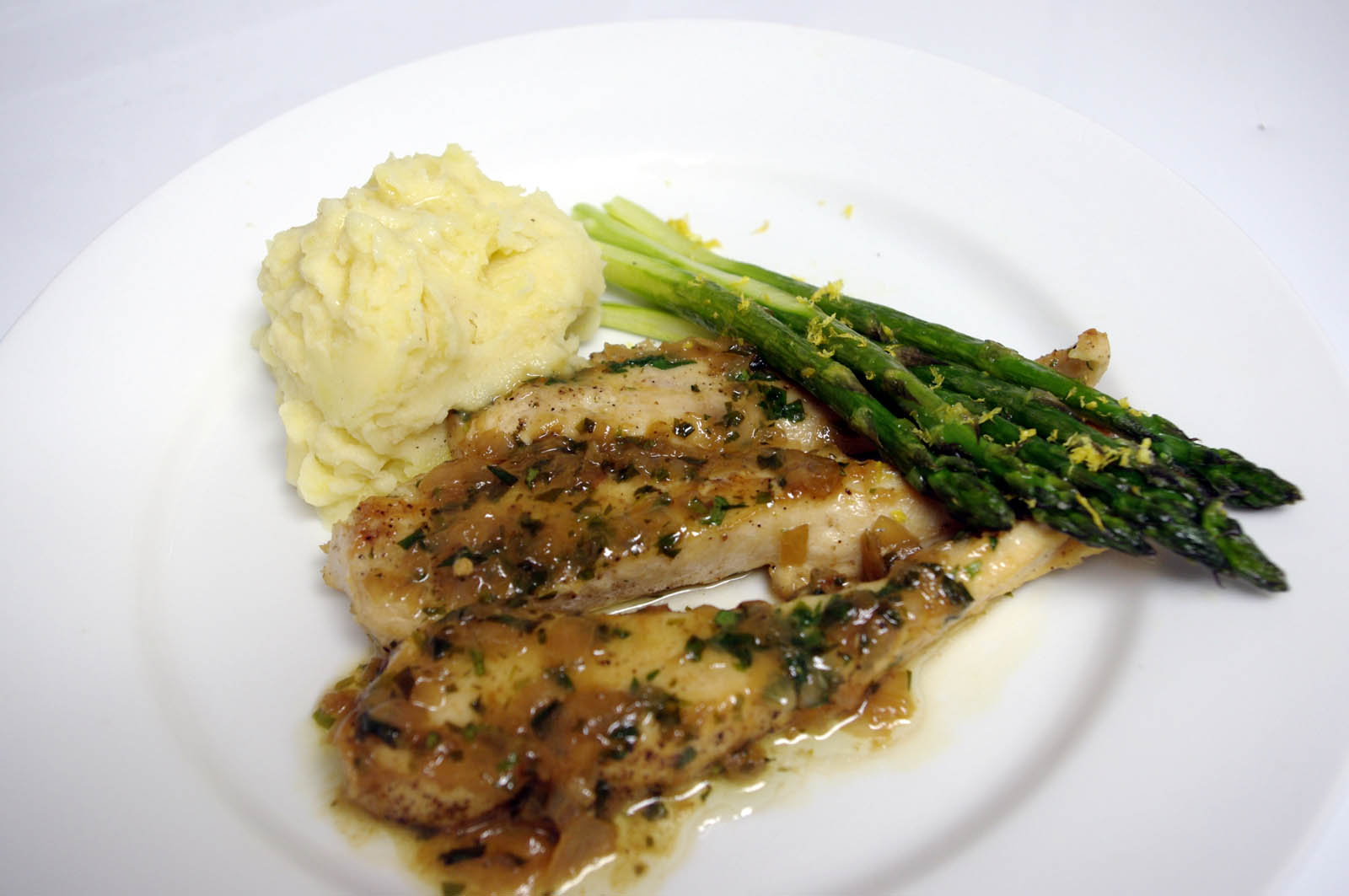 Chicken With Tarragon & Vermouth Recipes — Dishmaps