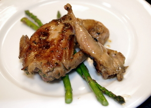 Cooking Wild Game - Pan Seared Jack Daniel's Marinated Quail