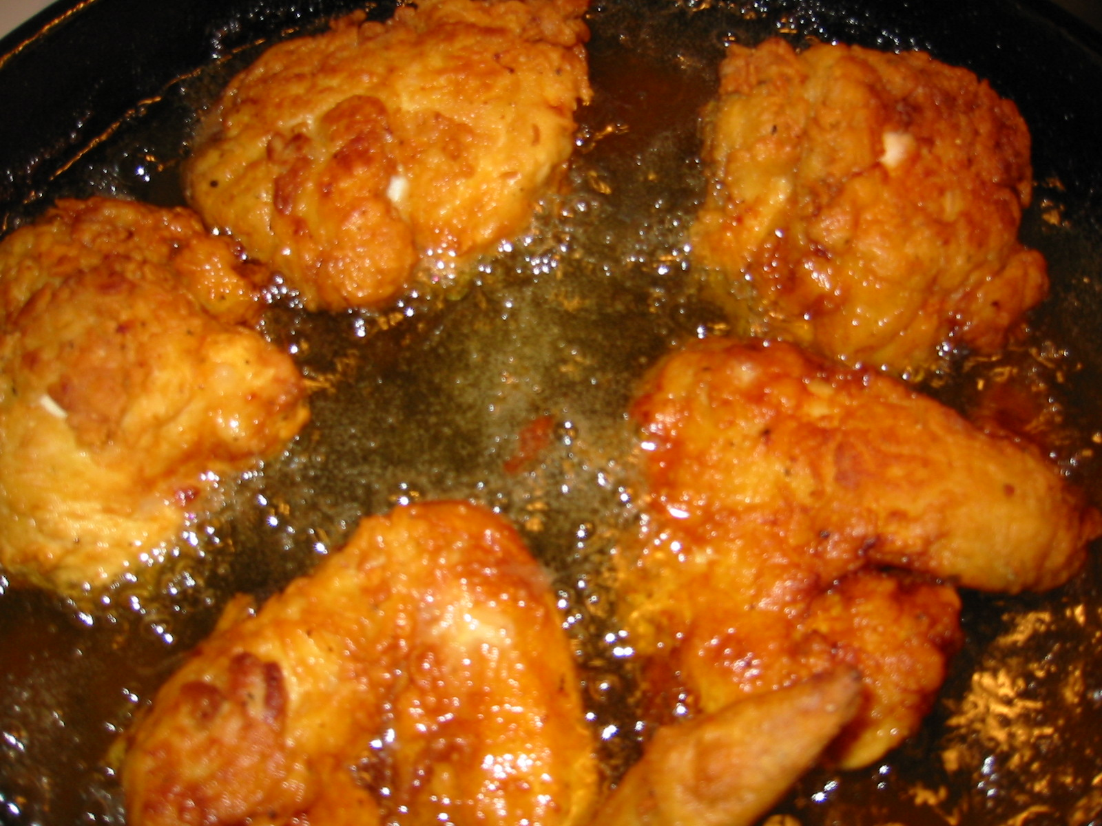 fried chicken chicken ...