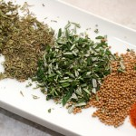 Uses for herbs and spices