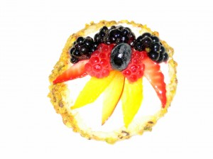 Chef Kathy's Winning Cookie Recipes - Fresh Fruit Jewels