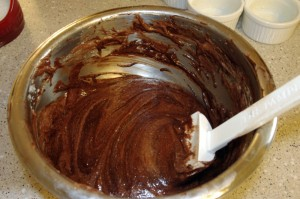 Tips On Making A Chocolate Souffle - Folding Souffle Batter