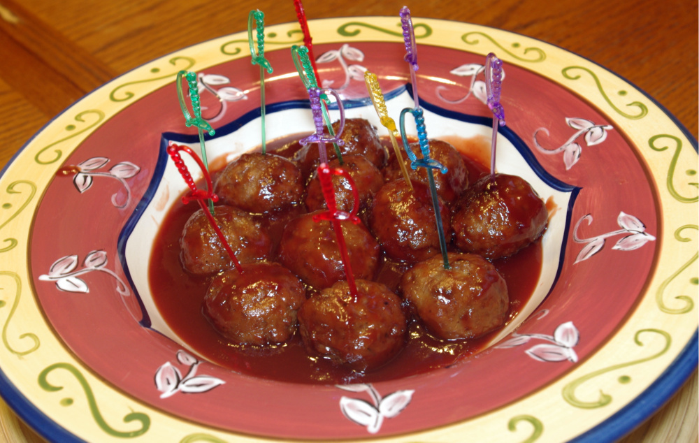 Appetizers For Parties Meatballs