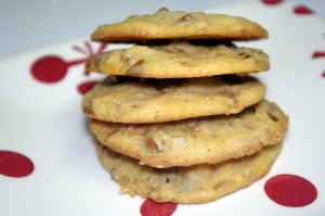 Chef Kathy's Award Winning Cookie Recipes - Sweet Pun'kin Pie Cookies