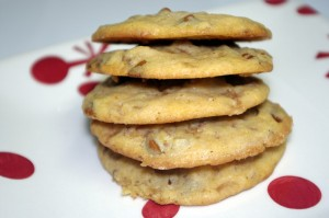 Chef Kathy's Winning Cookie Recipes - Sweet Pun'kin Pie Cookies