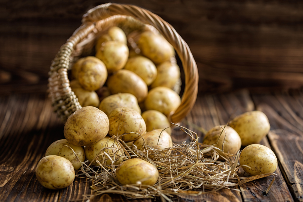 HCG-potatoes