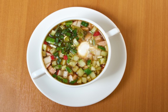 Delicious Summer Soups