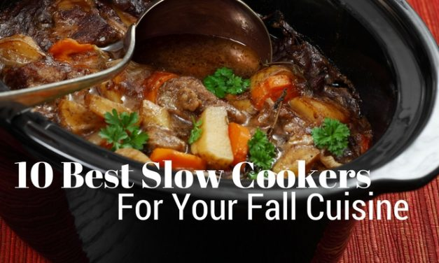 10 Best Slow Cookers