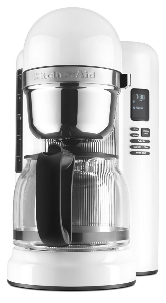 how to clean kitchenaid coffee maker 12 cup