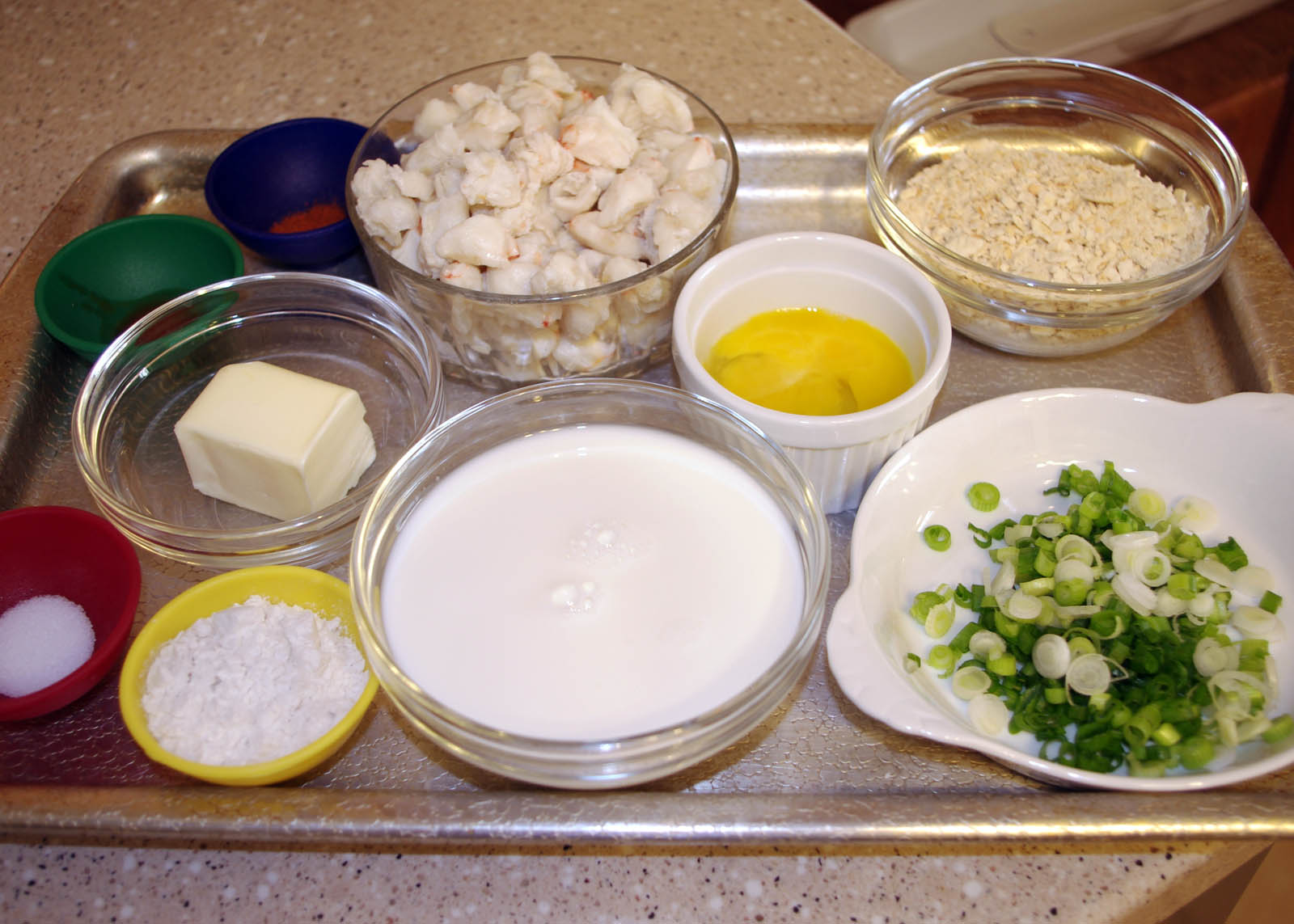 Mise En Place | Everything In Its Place