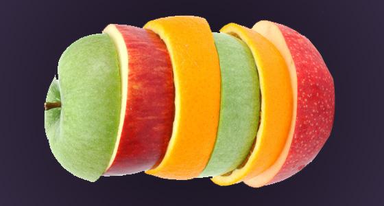HCG-slices